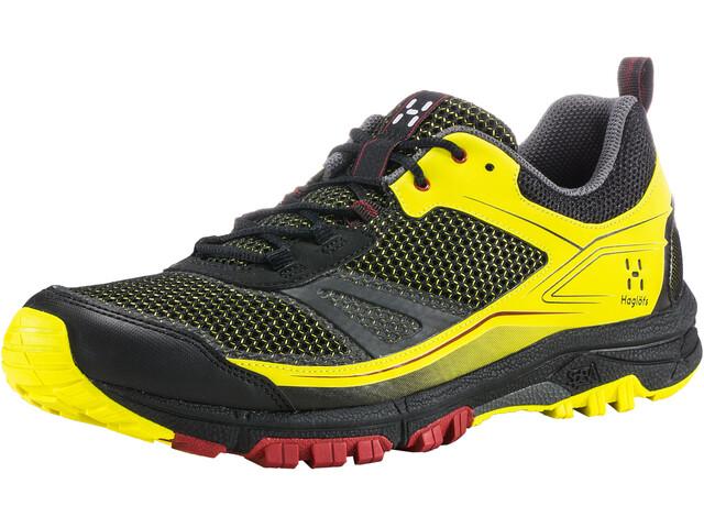Haglöfs M's Gram Trail Shoes True Black/Star Dust